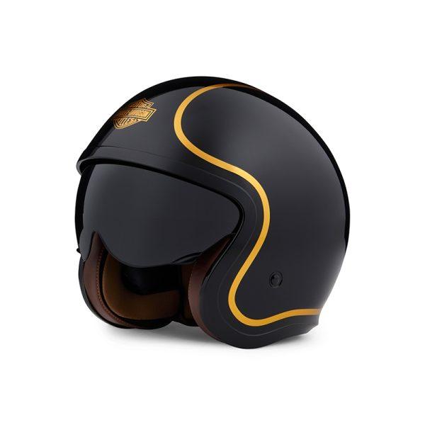 Harley Davidson Helmet Bougie Side