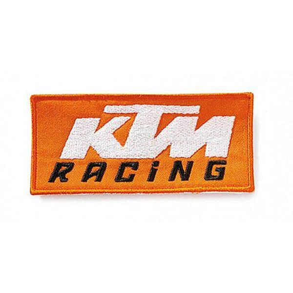 KTM Racing Badge Orange