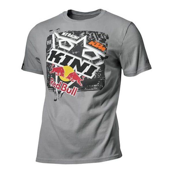 KTM Square Tee Grey