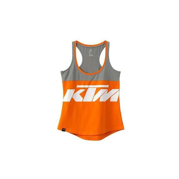 KTM GIRLS LOGO TANK TOP