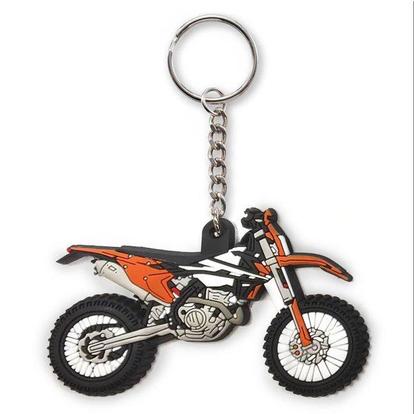 KTM EXC Rubber Keyholder