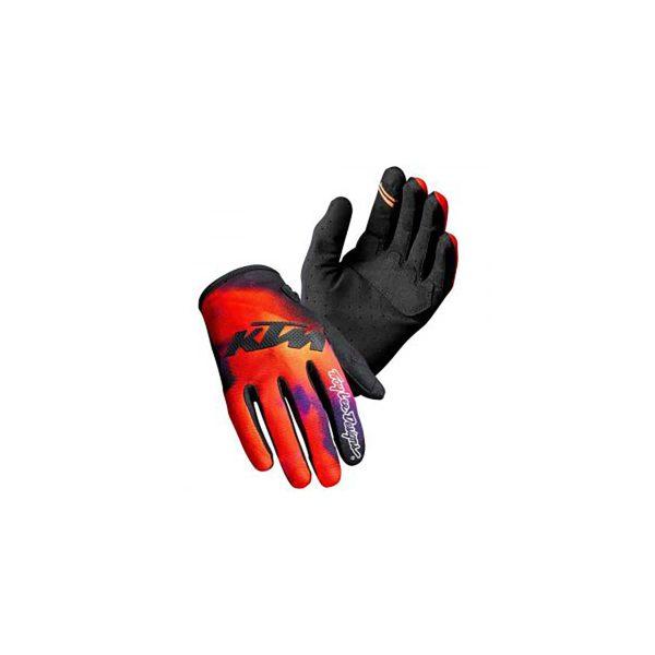 KTM SE Slash Gloves orange